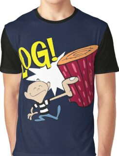Log 2 Graphic T-Shirt