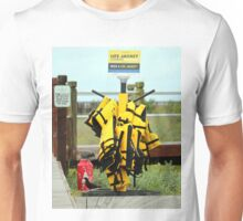 Life Jacket Station Unisex T-Shirt