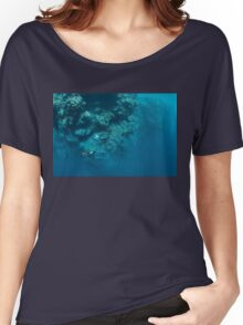 Wall Diving Women's Relaxed Fit T-Shirt