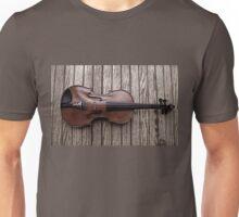 Antique Violin Unisex T-Shirt