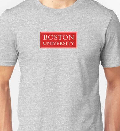 Boston University 2 Unisex T-Shirt