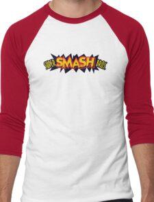 Super Smash Bros. Men's Baseball ¾ T-Shirt