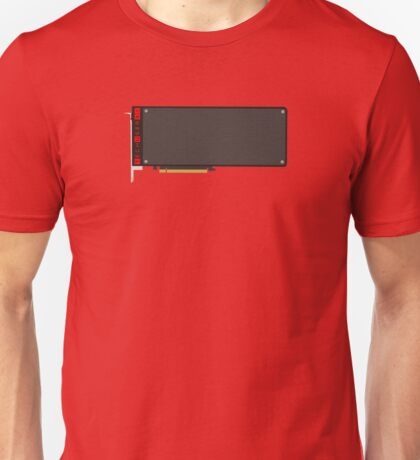Radeon Pro Duo Minimalist Unisex T-Shirt