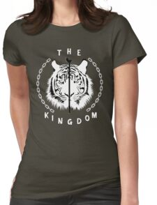 The Walking Dead Ezekiel Sheeva The Kingdom Womens Fitted T-Shirt