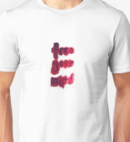 free your mind '17 Unisex T-Shirt