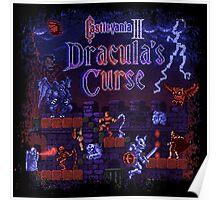 Curse Vania Dracula's Castle 3 Poster