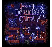 Curse Vania Dracula's Castle 3 Photographic Print