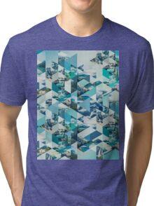 THE MOUNTAINS CALL Tri-blend T-Shirt