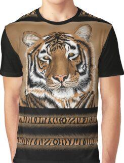 Bengal Tiger Graphic T-Shirt