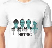 Metric Band Unisex T-Shirt