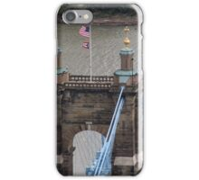 Cincinnati Bridge iPhone Case/Skin