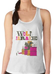 Wolf Parade Women's Tank Top