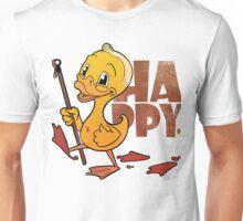 Happy Duck Unisex T-Shirt