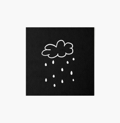 Little Rain Cloud Art Board