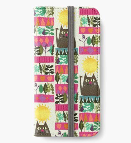 herb cat iPhone Wallet/Case/Skin