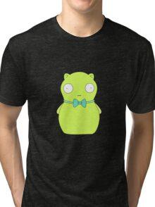 Louise Belcher's Kuchi Kopi Pattern Tri-blend T-Shirt