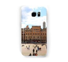 All About Italy. Piece 13 - Piazza del Campo in Siena Samsung Galaxy Case/Skin
