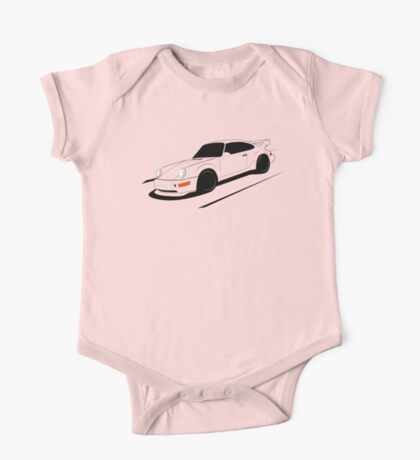 Air-cooled German Sports Car One Piece - Short Sleeve