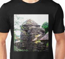 Stone Tower on the Derry Walls, Derry, Northern Ireland Unisex T-Shirt