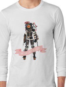 Fight Like a Girl: Big Sister Long Sleeve T-Shirt