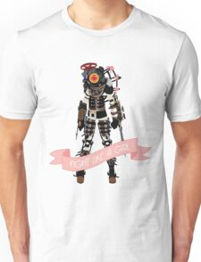 Fight Like a Girl: Big Sister Unisex T-Shirt