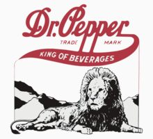 DR.PEPPER 8 Kids Tee