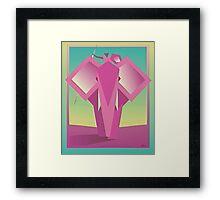 Oliphant Framed Print