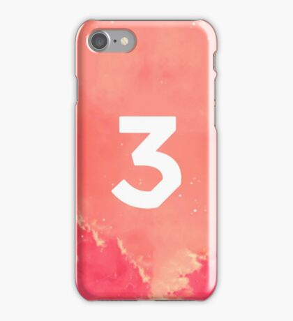 Chance The Rapper - Coloring Book - 3 iPhone Case/Skin