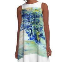 Nothing Simple A-Line Dress