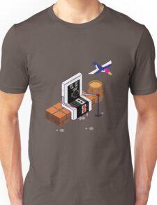 Old Nintendo Unisex T-Shirt