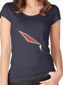 Team Skull Gladion Women's Fitted Scoop T-Shirt