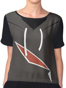 Team Skull Gladion Chiffon Top