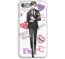 Cat Mom Jumin iPhone Case/Skin