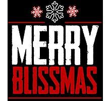 Merry Blissmas - Alexa Bliss Photographic Print
