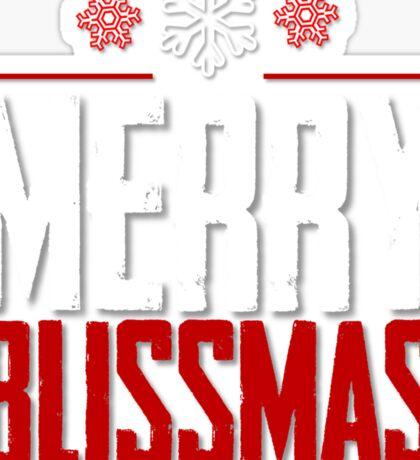 Merry Blissmas - Alexa Bliss Sticker