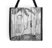 Sally Went to Market Tote Bag