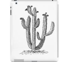 Big Bill Cactus iPad Case/Skin