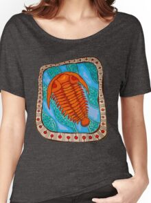 Trilobite Fossil  Women's Relaxed Fit T-Shirt