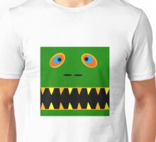 How Do You Know I'm Not Smiling? Unisex T-Shirt