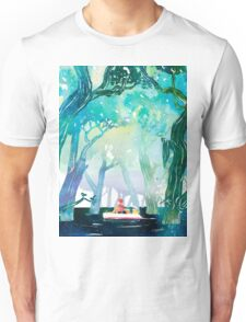 Ponyo and Sousuke's Adventure of a Lifetime Unisex T-Shirt