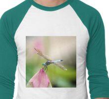Summer Dragon Men's Baseball ¾ T-Shirt