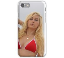 GTA V beach girl iPhone Case/Skin