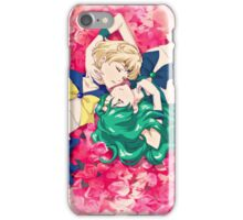 Sailor Uranus And Neptune iPhone Case/Skin