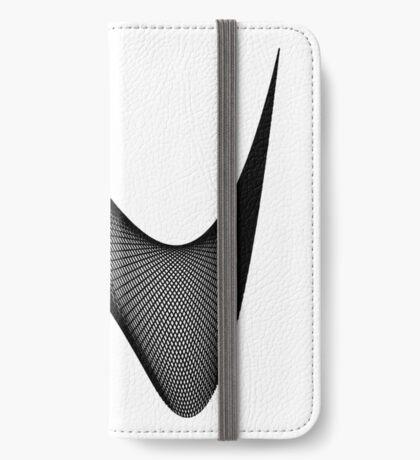 Lissajous XI iPhone Wallet/Case/Skin