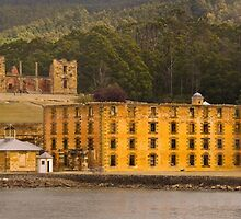 Port Arthur Historic Site by Werner Padarin