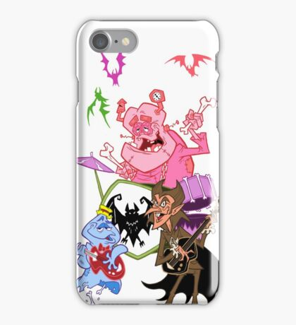 THE CASTLE CREEPS iPhone Case/Skin