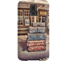 Left Lugage Samsung Galaxy Case/Skin