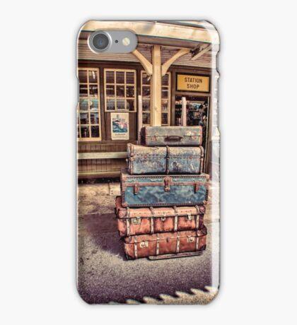 Left Lugage iPhone Case/Skin