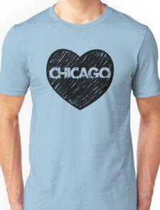 I Love Chicago - I Heart CHI TOWN (Urban) Unisex T-Shirt