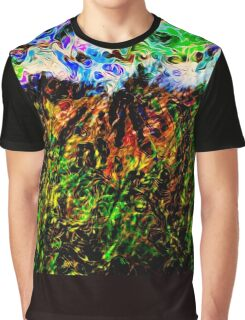 Abstract 5832 Graphic T-Shirt